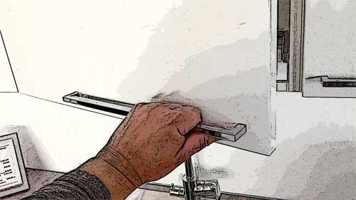 ✓ Mistä tiedän oven kätisyyden ja miten se määritellään?